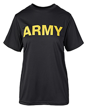 Soffe 8851A Men Army Short Sleeve Tee at GotApparel