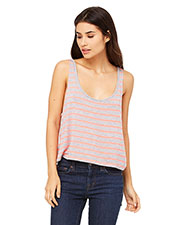 Bella + Canvas 8880 Women Flowy Boxy Tank at GotApparel
