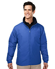 Tri-Mountain 8880 Men Saga Long-Sleeve Jacket With Water Resistent at GotApparel