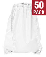 Liberty Bags 8881 Unisex Boston Drawstring Backpack 50-Pack at GotApparel