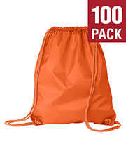 Liberty Bags 8882 Unisex Large Drawstring Backpack 100-Pack at GotApparel