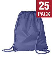 Liberty Bags 8882 Unisex Large Drawstring Backpack 25-Pack at GotApparel