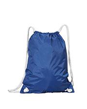 UltraClub 8887 Unisex Sport Pack Drawstring Bag at GotApparel