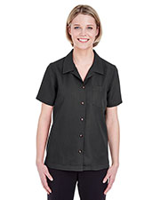 UltraClub 8981 Women Cabana Breeze Camp Shirt at GotApparel