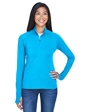 Custom Embroidered Marmot 900706 Women Meghan Half-Zip Pullover at GotApparel