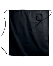 Edwards 9008 Women Bistro Apron With Pocket at GotApparel