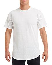 Anvil 900C Men Curve T-Shirt at GotApparel