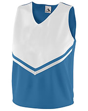 Augusta 9111 Girls Sleeveless V-Neck Pride Cheer Shell at GotApparel