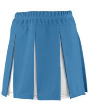 Augusta 9115 Women Liberty Cheer Skirt with Yoke at GotApparel