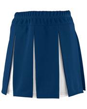 Augusta 9116 Girls Liberty Cheer Skirt With Yoke at GotApparel