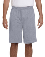 Augusta Sportswear 915 Men 50/50 Jersey Shorts at GotApparel