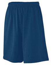 Augusta 916 Boys Longer Length Jersey Short at GotApparel