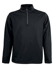 Charles River Apparel 9492 Men Stealth Zip Pullover at GotApparel