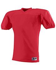 Augusta 9511 Boys Intimidator Short Sleeve V-Neck Jersey at GotApparel