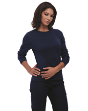 Urbane 9525 Women Long-Sleeve Tee at GotApparel