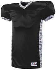 Augusta 9551 Boys Dual Threat V-Neck Jersey at GotApparel