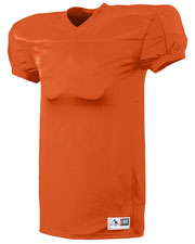 Augusta 9560 Men Scrambler V-Neck Jersey at GotApparel