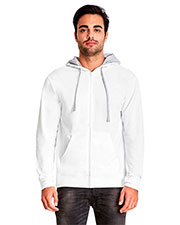 Next Level 9601 Men French Terry Zip Hoody at GotApparel