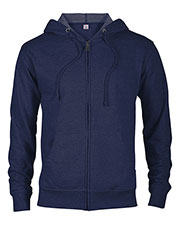 Delta 97300 Women Fleece   French Terry Zip Hoodie at GotApparel