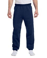 Jerzees 973 Men 8 Oz Nublend Fleece Sweatpants at GotApparel