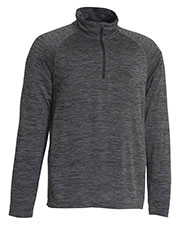 Charles River Apparel 9763 Men Space Dye Performance Pullover at GotApparel