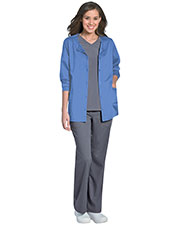 Urbane 9871 Women Button Front Jacket at GotApparel