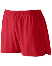 Augusta 987 Women Trim Fit Jersery Short at GotApparel