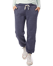 Custom Embroidered Alternative Apparel 9902F2 Women Eco Classic Sweatpant at GotApparel