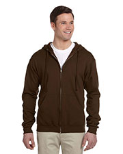 Jerzees 993 Men 8 Oz 50/50 Nublend Fleece Full-Zip Hood at GotApparel