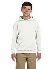 Jerzees 996Y Boys 8 Oz. 50/50 Nublend Fleece Pullover Hood at GotApparel