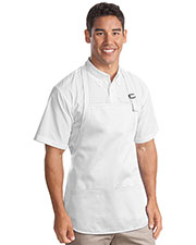 Port Authority A510 Men Medium Length Apron With Pouch Pocket at GotApparel