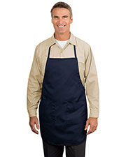 Port Authority A520 Men Full Length Apron at GotApparel