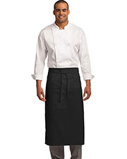 Port Authority A701 Men Easy Care Full Bistro Apron with Stain Release at GotApparel