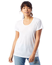 Custom Embroidered Alternative Apparel AA2620 Kimber T-Shirt at GotApparel