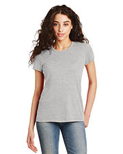 Custom Embroidered Alternative Apparel AA5052 Women 4.4 oz. The Keepsake Vintage 50/50 Tee at GotApparel