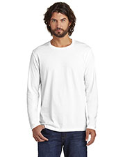 Custom Embroidered Alternative Apparel AA6041 Men 4.3 oz. Rebel Blended Jersey Long Sleeve Tee at GotApparel
