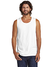 Custom Embroidered Alternative Apparel AA6043 Men 4.3 oz. Rebel Blended Jersey Tank at GotApparel