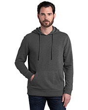 Custom Embroidered Alternative Apparel AA8051 Men 7.7 oz. Rider Blended Fleece Pullover Hoodie at GotApparel