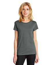 Custom Embroidered Alternative Apparel AA9072 Women 3.8 oz. Legacy Crew T-Shirt at GotApparel