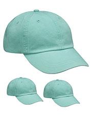 Adams AD969 Unisex Optimum Pigment Dyed-Cap 3-Pack at GotApparel