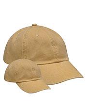 Adams AD969 Unisex Optimum Pigment Dyed-Cap 2-Pack at GotApparel