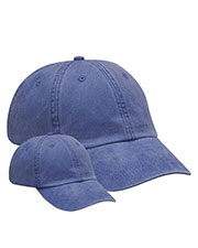 Adams AD969 Unisex Optimum Pigment Dyed-Cap 2-Pack at GotApparel