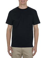 Alstyle AL1905 Adult 100% Soft Spun Cotton Pocket T-Shirt at GotApparel