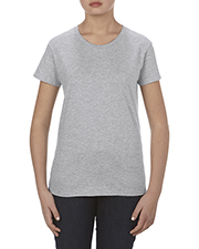 Alstyle AL2562 Missy 4.3 oz. Ringspun Cotton T-Shirt at GotApparel