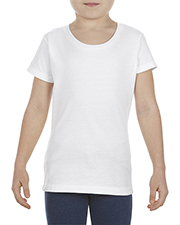 Alstyle AL3362 Girls 4.3 oz. Ringspun Cotton T-Shirt at GotApparel