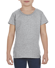 Alstyle AL3362 Girls 4.3 oz. Ringspun Cotton T-Shirt at GotApparel