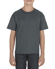 Alstyle AL3381 Youth 6 oz. 100% Cotton T-Shirt at GotApparel