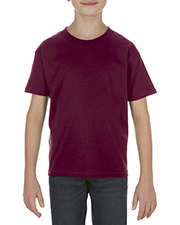 Alstyle AL3981 Youth 100% Soft Spun Cotton T-Shirt at GotApparel