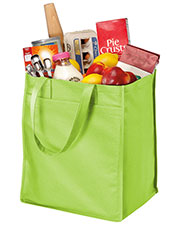 Port & Company B160 Women Extrawide Polypropylene Grocery Tote at GotApparel