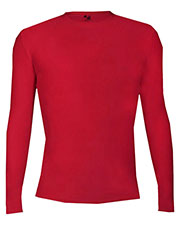 Badger B2605 Boys Youth Long-Sleeved Compression Tee at GotApparel